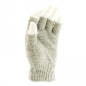 Raynaud S Disease Fingerless Silver Gloves Sports